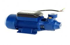 Mild Steel Three Phase Water Pump Motor, Power: 1 hp
