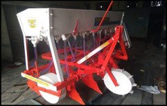Mild Steel Zero Till Seed Drill for Agriculture
