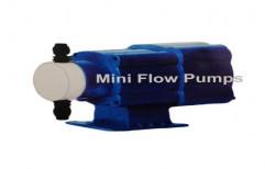 Mini Flow Pumps Ptfe / Pp Mini Flow Dosing Pump, Model Number/Name: Med 10