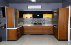 Modern Granite Modular Kitchen, Drawer Basket