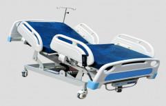 Motorized Bed Mahavir Motorized ICU Hospital Bed, Model Name/Number: Ms-304, For Hospital Icu