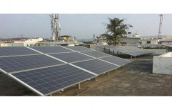 Mounting Structure On Grid 20 kW Solar Power Plant