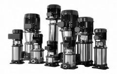 Multi-Stage LUBI High Pressure Centrifugal Pump