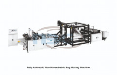 NBG Fully Automatic High Speed Non Woven Bag Making Machine, 220-380 V