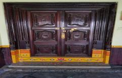 Old Take Wood Doors