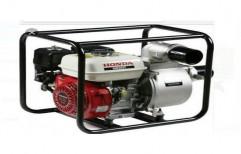 Petrol Engine Water Pump, 5 - 27 HP, Model Name/Number: Honda Wb20