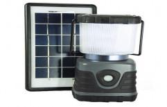 Plastic Rechargeable LED Solar Lantern