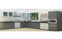 Ply And Plb Kitchen Designer Cabinet