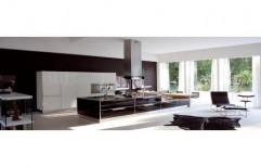 PVC ACME Luxury Kitchens, Warranty: 5-10 Years, Kitchen Cabinets