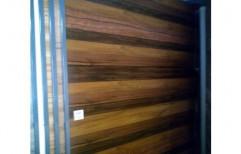 PVC Wooden Finish Decorative Laminates