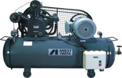 Reciprocating Compressor 51 - 120 cfm Industrial Air Compressor