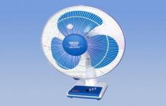 Remi Blue Solar Dc Table Fan