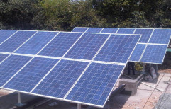 Rontel Grid Tie Commercial Solar Systems, Capacity: 2kwatt to 100 Kwatt, Weight: 1000 Kgs