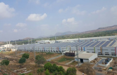 Rooftop Solar PV Plant Microgrid services, For Industrial