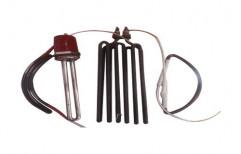 S G High Quality Material Tubular Heater, 220 V - 240 V, 40 W