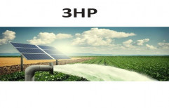 Single Phase 3hp Solar Pump System for Agriculture