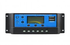 Single Phase Automatic Solar Charge Controllers, Voltage: 120 V
