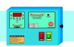 Single Phase Cr sheet Powder Coated Submersible Panel, Packaging Type: Box, 220 V