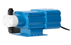 Single Phase Electric Chlorine Dosing Pumps, Max Flow Rate: 40 LPH