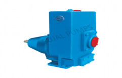 Single Phase Iron Self Priming Pump, Electricity