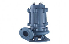 Single Phase Submersible Sewage Pump, 220 V, 2880 Rpm