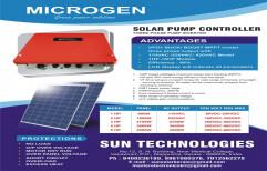 Single Solar Pump Inverter, Solar Pump Controller, 110V/220V/440V
