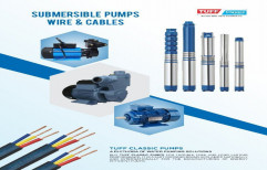 Single-stage Pump Single Phase Submersible Pumps