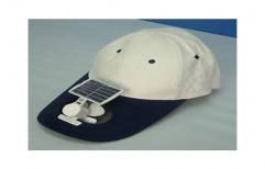 Solar Power Cooling Fan Cap