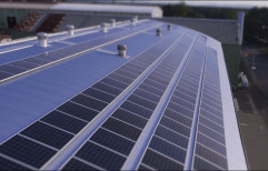 Tecsa Hybrid Rooftop Solar Power System