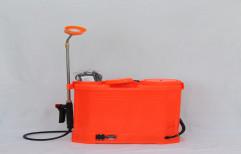 SPRAYWELL Battery Sprayer 8AH, For Pesticides Spraying, Capacity: 16 liters
