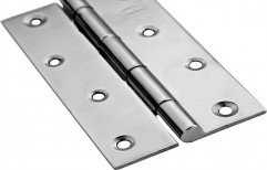 SS Bright Hinges, Size: 5 inch