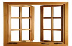 Stylish Wooden Windows