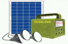 Sunlink Solar Home Light System, 10 Wp