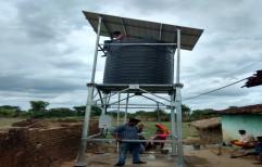 Sunshield Solar Drinking Water Pump