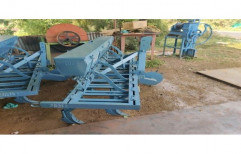 Taha Single Patti Seed Cum Fertilizer Drill Machine