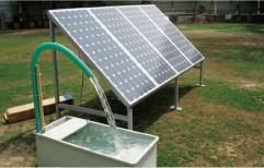 Three Phase 10HP Wolt Solar Water Pumping System, Model Name/Number: WS3P40010HP, 5 - 27 HP