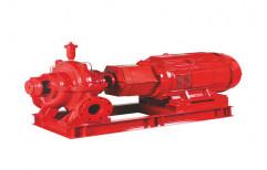 Three Phase Industrial Fire Pump, Voltage: 380-440 V