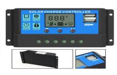 Universe Electronics Mild Steel Solar Charge Controller, 12v To 24v