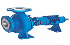 Up To 80 M Centrifugal Air Cooled Hot Oil Pump, For Industrial