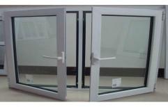 UPVC Kitchen Swing Window, 5 mm