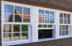 UPVC Kitchen Window, 8-20 Mm