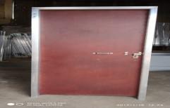 Vishwakarma Timber Merchant Wpc water proof Bathroom Door