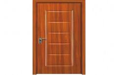 White Skin Door