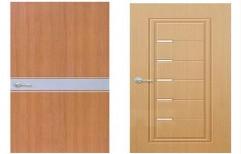 Wood Single Door Membrane Doors