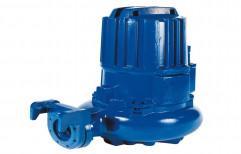 15-20 m Mild Steel 10 HP Submersible Dewatering Pump