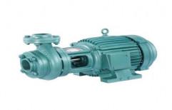 15 to 50 m Three Phase Monoblock Pump, Maximum Discharge Flow: 501-1000 LPM