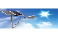 15 W Aluminum Solar LED Street Light, IP Rating: 65