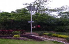 16 Watt Solar LED Street Light