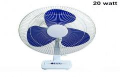 20 Watt Solar Table Fan, 12 V