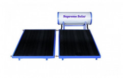 250 LPD FPC Supreme Solar Water Heater
